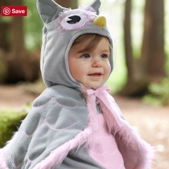 Pottery Barn Baby Owl Costume 3-6 months  sc 1 st  Poshmark & Pottery Barn Kids Costumes | Pottery Barn Baby Owl Costume 36 Months ...